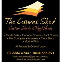 The Canvas Shed