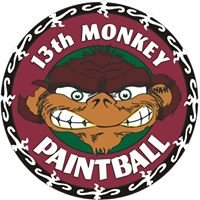 13th Monkey Paintball