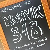 Kohvik 318 Suure Munamäe vaatetornis