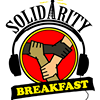 Solidarity Breakfast show, 3CR radio Melbourne - 855 a.m.
