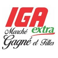 IGA Extra Marché Gagné et filles