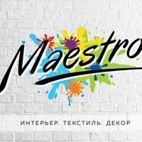Маэстро студия интерьерного текстиля