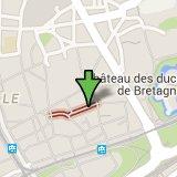 Rue de la Juiverie Nantes