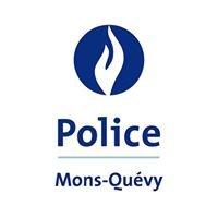 Zone de police Mons/Quévy