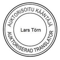 Översättningsbyrå Lars Törn Ab