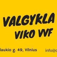 Valgykla Viko VVF