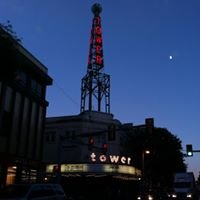Tower Theatre, Philadelphia Pa