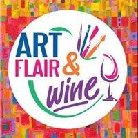 Art Flair & Wine