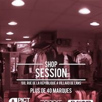 Shop Session