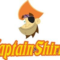 Captain Shirty - The T-Shirt Legend