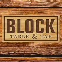 Block Table and Tap