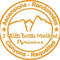 Bureau Montagne des 3 Vallées