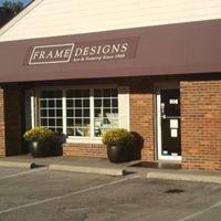 Frame Designs 506 South Rangeline Road Carmel, Indiana 46032