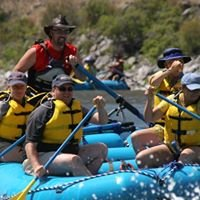 White Water Rafting and Camping on the Snake River