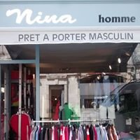 Boutique   NINA    Prêt à Porter Féminin