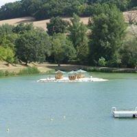 Lectoure - Camping lac des 3  vallées