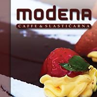 Slastičarnica Modena
