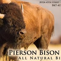 Pierson Bison Farm