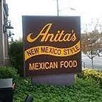 """Anita's """"New Mexico Style"""" Mexican Food"""