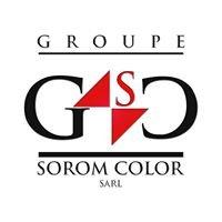 GROUPE SOROM COLOR SARL