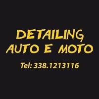 Detailing Auto e Moto