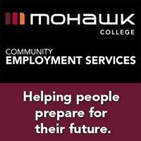 Community Employment Services (CES) - Mohawk College
