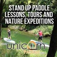 Unicorn Paddle - Stand Up Paddle School