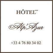 Hôtel Alp'azur Alpe d'Huez