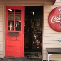 Red Door Antiques  or reddoorantiquesluthersville.blogspot.com