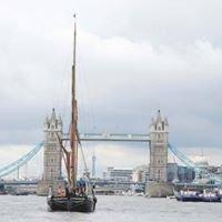 Thames Sailing Barge Parade