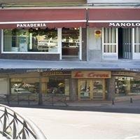 Pastelería La Creme-Panadería Manolo