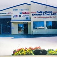 Ballina Brake, Exhaust & Clutch