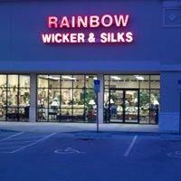 Rainbow Wicker & Silks