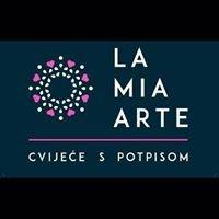 La MIA ARTE Cvijeće s potpisom