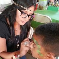 Veronica's Face Painting