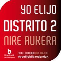 Distrito 2 Bilbao Asociación de Comerciantes Auzoa Berritzen