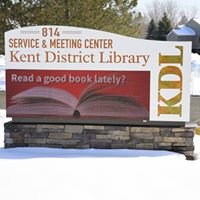 Kent District Library - Service and Meeting Center