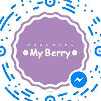 My Berry Cupcakes