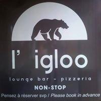 L'Igloo Lounge Bar Restaurant