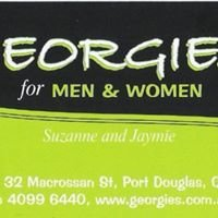 Georgies for men and women