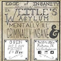 Edge of Insanity Haunted Attraction