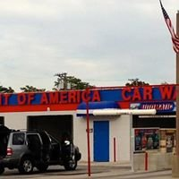 Spirit of America Car Wash Brookfield