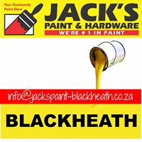 Jack's Paint Blackheath