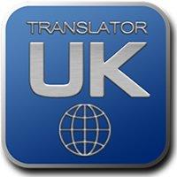 Spanish to English Translation UK
