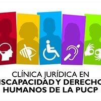 Clínica Jurídica de Derechos de las Personas con Discapacidad - PUCP