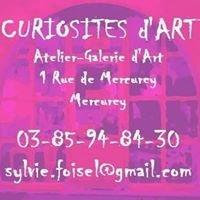 Curiosités d'Art à Mercurey