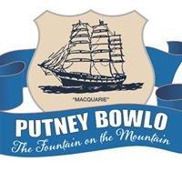Putney Bowlo - Fountain on The Mountain