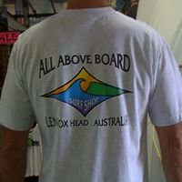 All above board surf shop