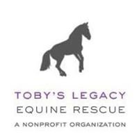 Toby's Legacy Equine Rescue, Inc.