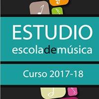 ESTUDIO, escola de música.